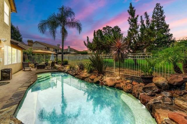 7621 Colbert Drive, Rancho Murieta, CA 95683 (MLS #20049218) :: REMAX Executive