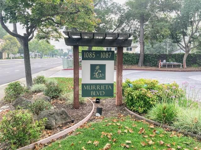 1087-D Murrieta Boulevard #349, Livermore, CA 94550 (MLS #20053708) :: Keller Williams Realty