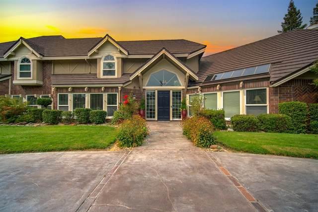 8721 Petite Creek Drive, Orangevale, CA 95662 (MLS #20054273) :: Keller Williams Realty