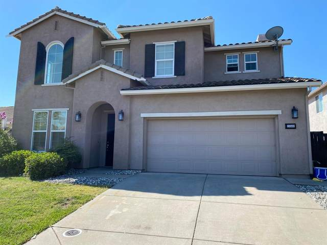15560 Topspin Way, Rancho Murieta, CA 95683 (MLS #20059754) :: Keller Williams - The Rachel Adams Lee Group