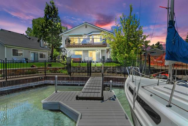 519 Christie Drive, South Lake Tahoe, CA 96150 (MLS #20059832) :: The Merlino Home Team