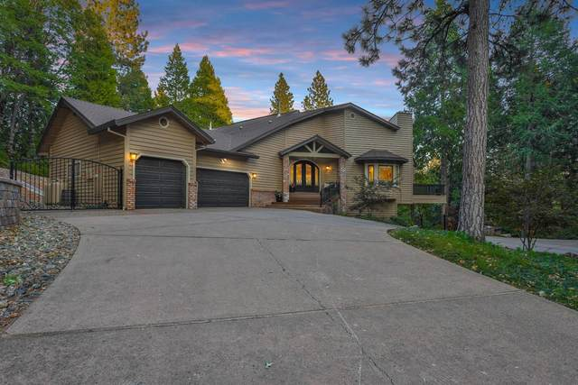 4567 Park Woods Drive, Pollock Pines, CA 95726 (MLS #20061601) :: Dominic Brandon and Team