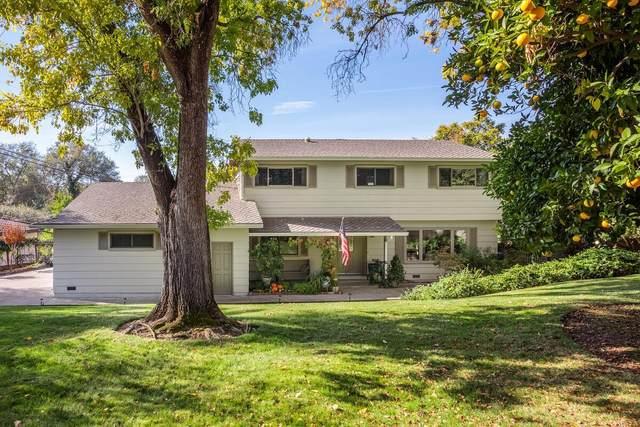3801 Dell Road, Carmichael, CA 95608 (MLS #20061831) :: Heidi Phong Real Estate Team