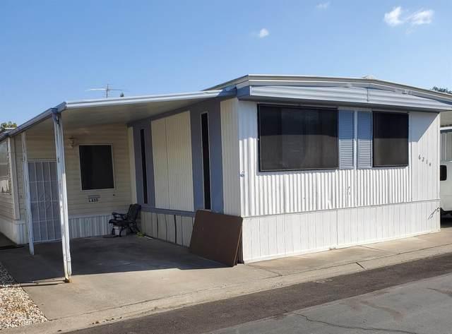 6214 Calgary Avenue #85, Sacramento, CA 95841 (MLS #20065057) :: The MacDonald Group at PMZ Real Estate