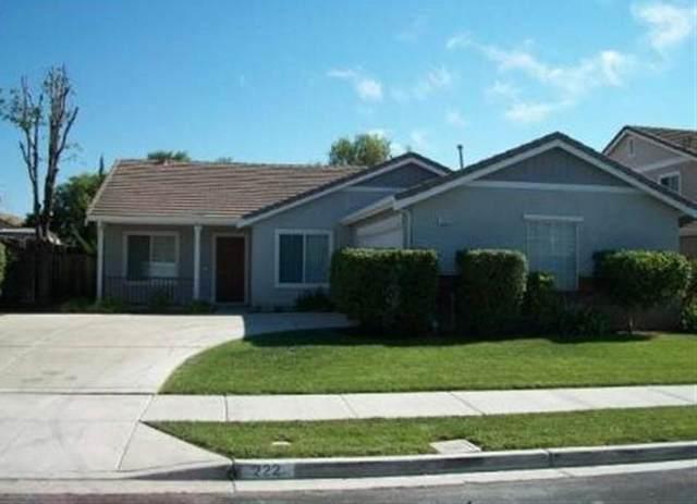 222 Brushwood Place, Brentwood, CA 94513 (MLS #20069815) :: Deb Brittan Team