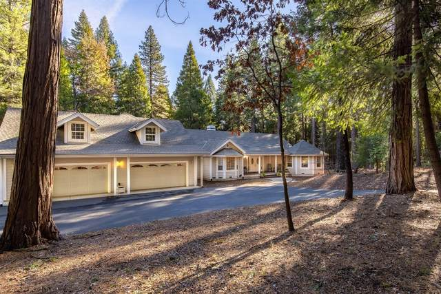 11555 Sky Pines Ridge Road, Nevada City, CA 95959 (MLS #20076747) :: The MacDonald Group at PMZ Real Estate
