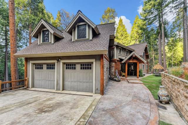 5300 Sierra Springs Drive, Pollock Pines, CA 95726 (MLS #20077005) :: The MacDonald Group at PMZ Real Estate