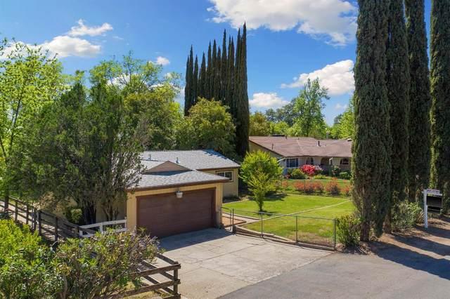 9384 Golden Gate Avenue, Orangevale, CA 95662 (MLS #20079639) :: Keller Williams - The Rachel Adams Lee Group