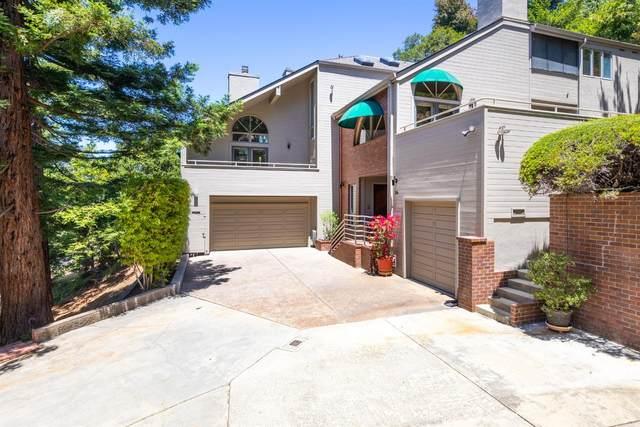 20 Panorama Lane, Santa Cruz, CA 95060 (MLS #20080455) :: Deb Brittan Team