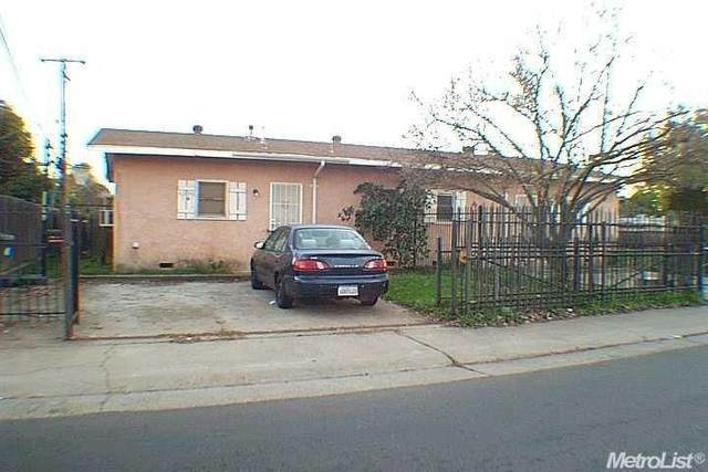 4590 Perry Avenue, Sacramento, CA 95820 (MLS #221002791) :: Heidi Phong Real Estate Team