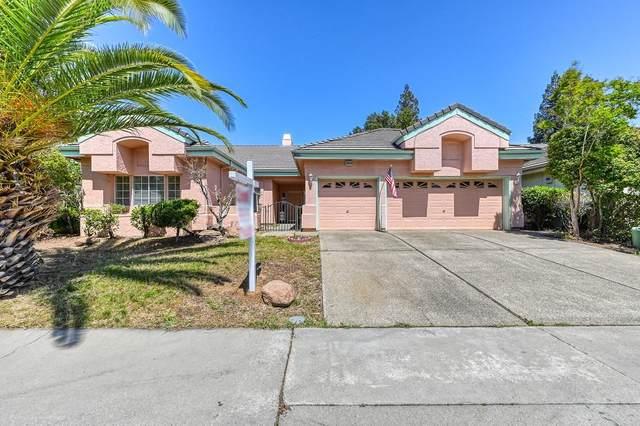 7813 Wymark Drive, Elk Grove, CA 95758 (MLS #221006729) :: The Merlino Home Team