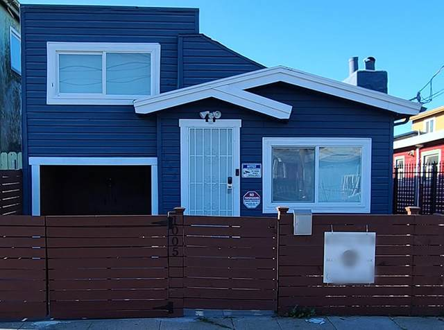 1005 72nd Avenue, Oakland, CA 94621 (#221008911) :: The Lucas Group