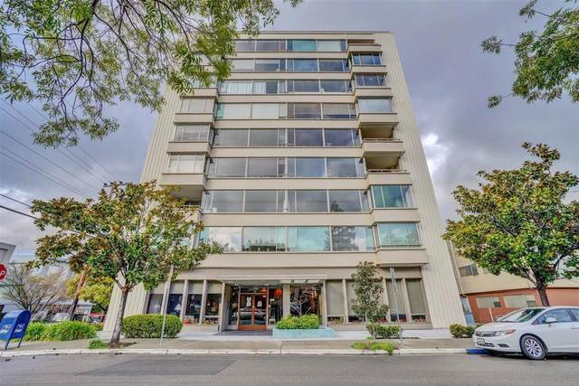 2550 Dana Street 9B, Berkeley, CA 94704 (#221010795) :: Jimmy Castro Real Estate Group