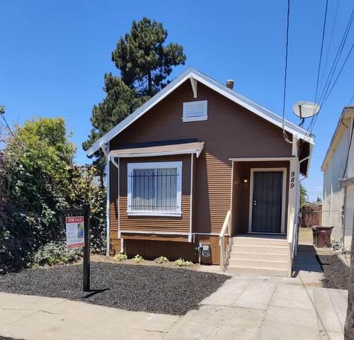 989 91st Avenue, Oakland, CA 94603 (MLS #221021269) :: DC & Associates
