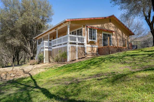 18377 Bald Hill Road, Grass Valley, CA 95949 (MLS #221023728) :: eXp Realty of California Inc