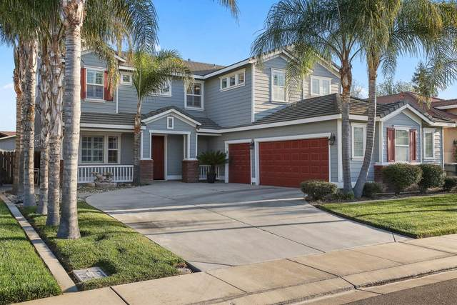 2815 Buckskin Way, Riverbank, CA 95367 (MLS #221026397) :: eXp Realty of California Inc