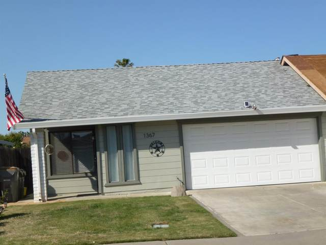 1367 Echo Place, Woodland, CA 95776 (MLS #221033868) :: Keller Williams - The Rachel Adams Lee Group