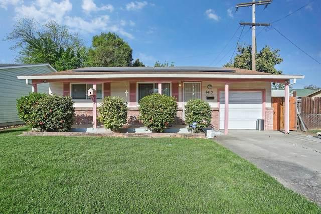 1413 Pelem Ct, Stockton, CA 95203 (MLS #221036002) :: Keller Williams - The Rachel Adams Lee Group