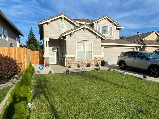 233 Morgan Way, Roseville, CA 95678 (MLS #221039306) :: Keller Williams Realty