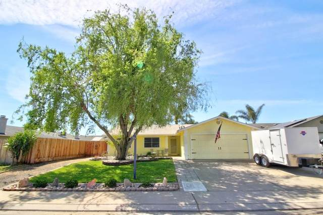 1458 Harvest Drive, Ripon, CA 95366 (MLS #221044282) :: Heather Barrios