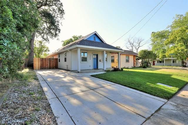 2508 59th Street, Sacramento, CA 95817 (MLS #221044435) :: The Merlino Home Team