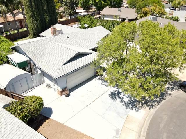 2025 Monte Verde Court, Modesto, CA 95350 (MLS #221048101) :: 3 Step Realty Group