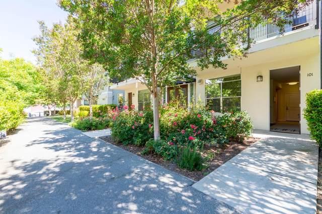 1057 Saginaw Terrace #101, Sunnyvale, CA 94089 (MLS #221048216) :: The Merlino Home Team