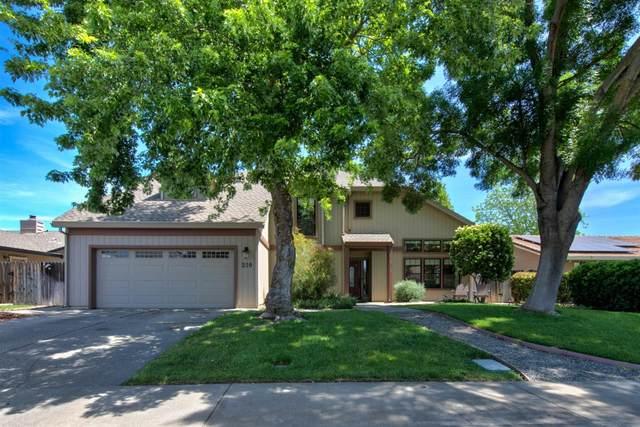210 Almond Drive, Winters, CA 95694 (#221049426) :: Rapisarda Real Estate