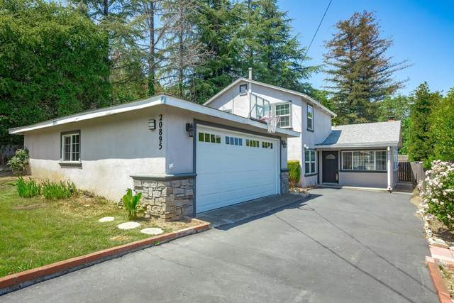 20895 4th Street, Saratoga, CA 95070 (MLS #221050065) :: Live Play Real Estate   Sacramento