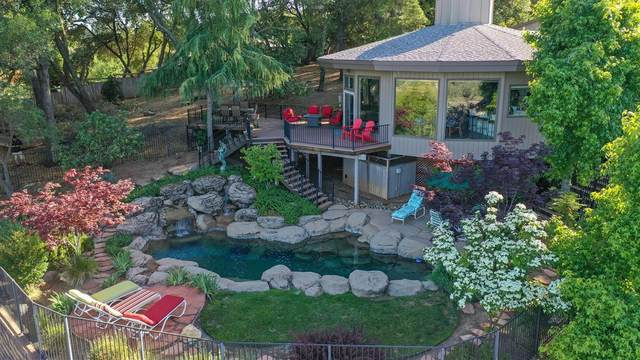 5161 Coyote Pass Road, Shingle Springs, CA 95682 (MLS #221058644) :: The Merlino Home Team