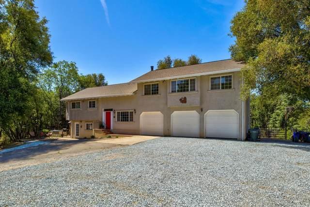 18961 Shake Ridge Road, Sutter Creek, CA 95685 (MLS #221060027) :: Heather Barrios