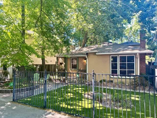 516 T Street, Sacramento, CA 95811 (#221062058) :: Rapisarda Real Estate