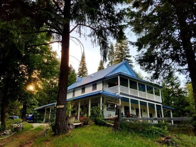 16254 Grizzly Ridge Road, Nevada City, CA 95959 (#221062843) :: Rapisarda Real Estate