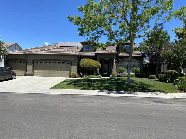3705 Affirmed Drive, Modesto, CA 95355 (MLS #221070113) :: The Merlino Home Team