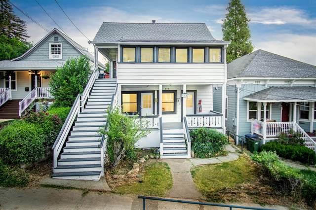 418 W Main, Grass Valley, CA 95945 (MLS #221071040) :: The Merlino Home Team
