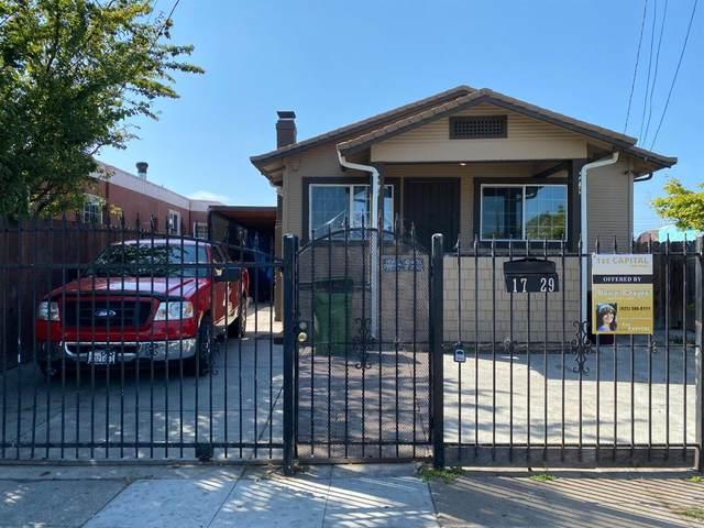 1729 Church Street, Oakland, CA 94621 (MLS #221073894) :: Deb Brittan Team
