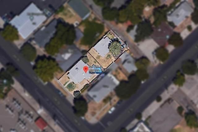506 12th Street, Modesto, CA 95354 (MLS #221078266) :: Keller Williams - The Rachel Adams Lee Group