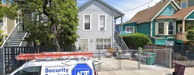 1760 10th St, Oakland, CA 94607 (MLS #221082993) :: Keller Williams Realty