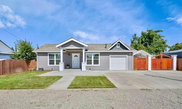 2157 Palm Street, Sutter, CA 95982 (MLS #221085942) :: The Merlino Home Team