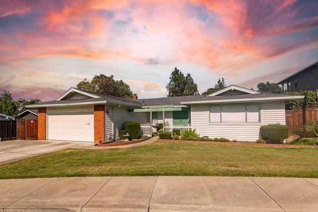 422 Ewing Drive, Pleasanton, CA 94566 (MLS #221086397) :: Keller Williams Realty