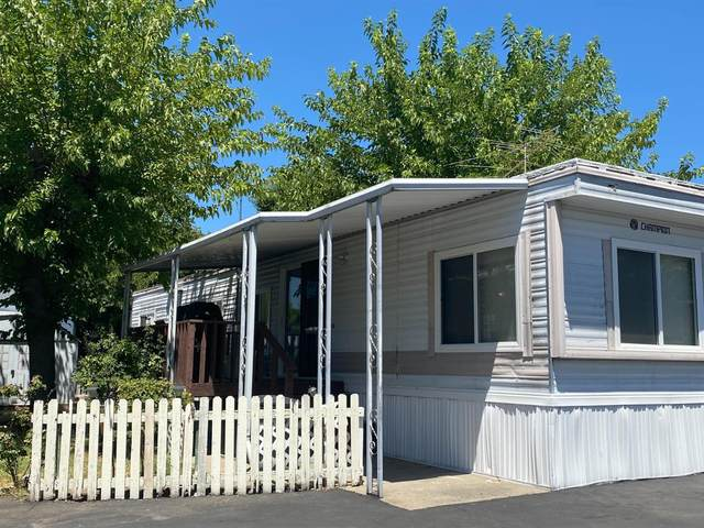 4695 Pacific Street #16, Rocklin, CA 95677 (MLS #221087999) :: The Merlino Home Team