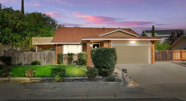 3204 Garrow Drive, Antioch, CA 94509 (MLS #221093891) :: The Merlino Home Team