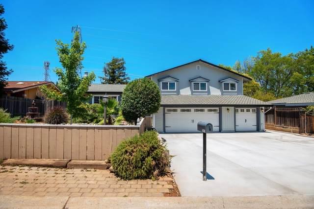 2991 Richardson Circle, El Dorado Hills, CA 95762 (MLS #221105957) :: Heather Barrios