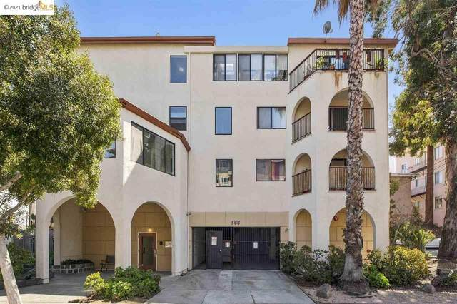386 Santa Clara Avenue #201, Oakland, CA 94610 (MLS #221108266) :: Heather Barrios