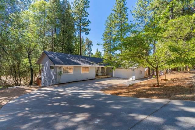 12825 Burnt Cedar Lane, Pine Grove, CA 95665 (MLS #221110809) :: Keller Williams - The Rachel Adams Lee Group