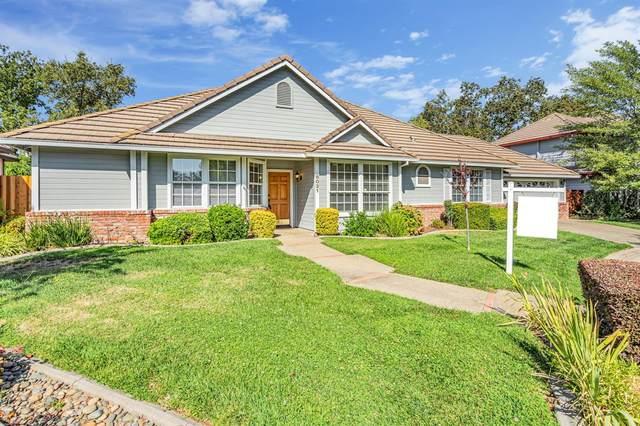 8031 Auburn Oaks Village Lane, Citrus Heights, CA 95610 (MLS #221110897) :: Heather Barrios