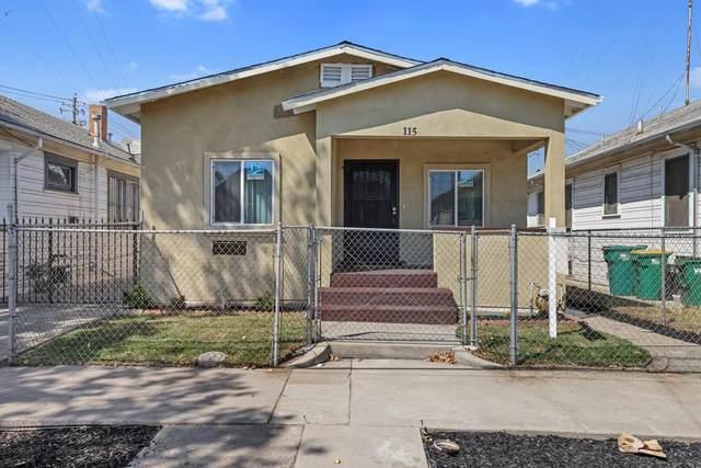 115 E Jackson Street, Stockton, CA 95206 (MLS #221112605) :: Deb Brittan Team