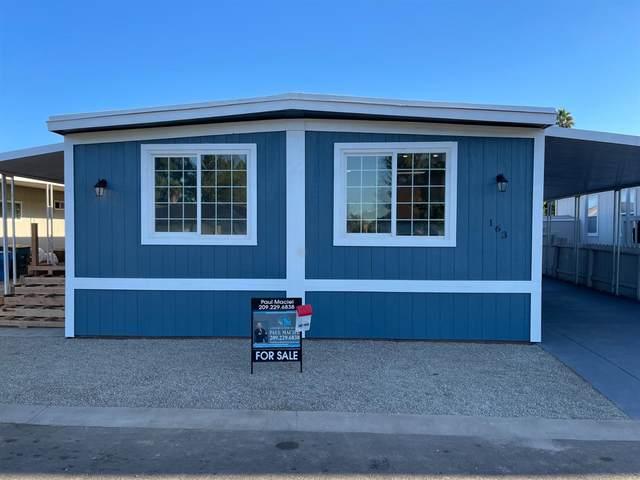 500 10th Street #163, Gilroy, CA 95020 (MLS #221119652) :: Keller Williams - The Rachel Adams Lee Group