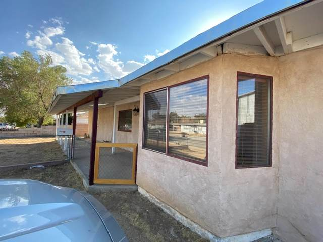 15303 Nadene St, Mojave, CA 93501 (MLS #221121587) :: Heather Barrios