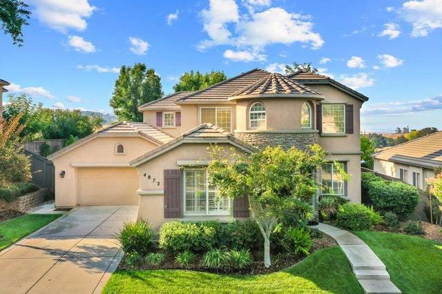 4872 Village Green Drive, El Dorado Hills, CA 95762 (MLS #221122340) :: The MacDonald Group at PMZ Real Estate